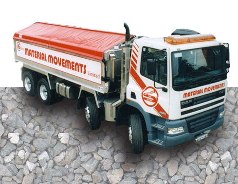 Material Movements Truck